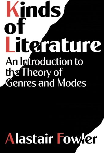 Read Online Kinds of Literature - An Introduction to the Theory of Genres and Modes PDF
