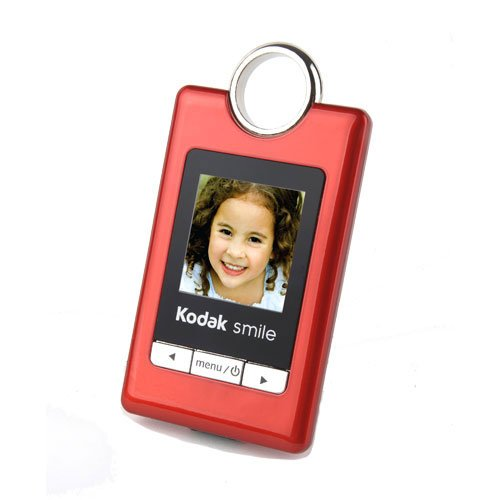 UPC 705105906539, Kodak Smile G150 Red Digital Photo Key Chain