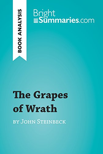 The Grapes of Wrath by John Steinbeck (Book Analysis): Detailed Summary, Analysis and Reading Guide (BrightSummaries.com)