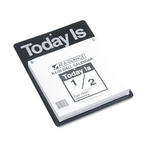 At-A-Glance Products - Today Is Wall Cal, Lrg, 1Pg/Weekday, 9-3/8