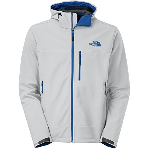 The North Face Men's Apex Bionic Hoodie High Rise Grey (Prior Season) Large