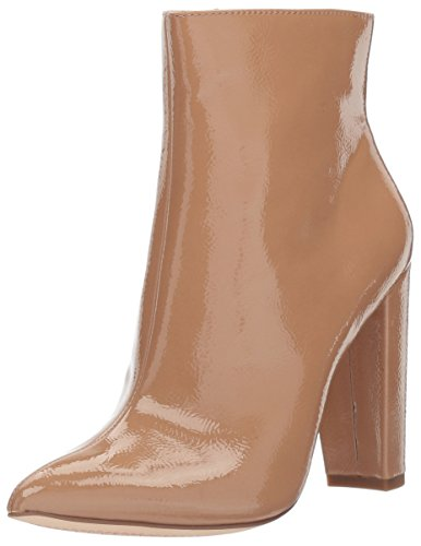 Jessica Simpson Vrouwen Teddi Mode Boot Stella Naakt