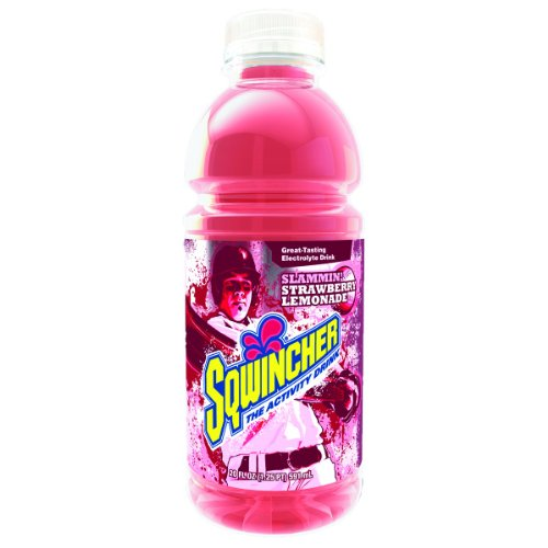 Sqwincher Mouth Electrolyte Replacement Bottle