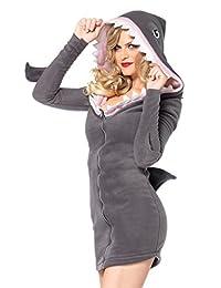 Leg Avenue Women's Cozy Shark