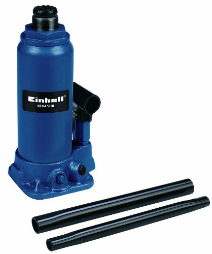 Cric bouteille hydraulique 5T – Einhell BT-HJ 5000