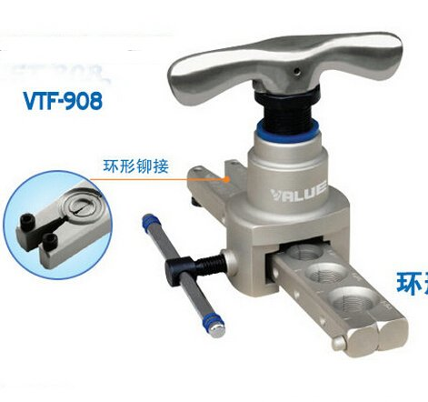 VFT-908 expander tube expander for air conditioning copper tube expander Refrigeration flaring tool by Good-Gcissors