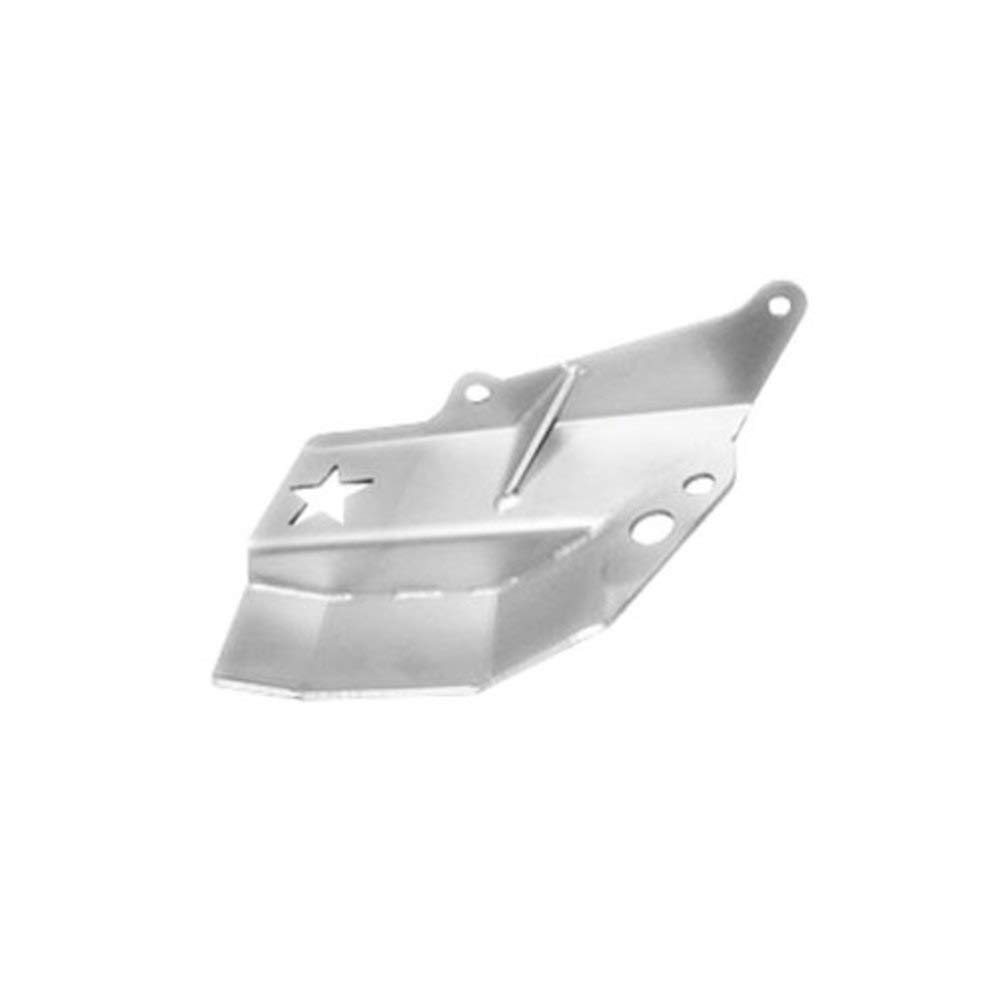 Lonestar Racing 21P50333 Stainless Disc Rotor Guard for Suzuki LTR450
