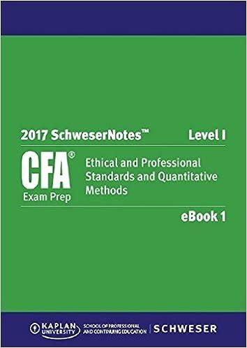 cfa level 1 schweser notes 2017 pdf free download