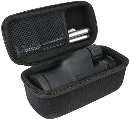 Khanka Hard Travel Case Replacement for Wingspan Optics Explorer High Powered 12X50 Monocular