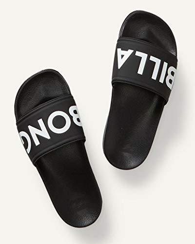 Billabong Women's Legacy Sandal Slide, Black, 9 M US