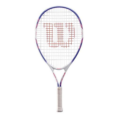 Wilson Serena Williams Junior Tennis Racquet (Purple, 23 Inch Racquet) ()