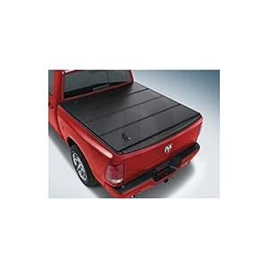 09 12 2011 2012 dodge ram 1500 ds hard folding tonneau cover bed box mopar oem cargo bed cover. Black Bedroom Furniture Sets. Home Design Ideas