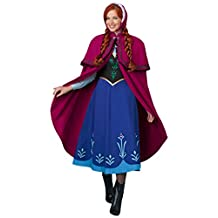 Simplicity Creative Patterns 1210 Disney Frozen Costumes for Misses', R5 (14-16-18-20-22)