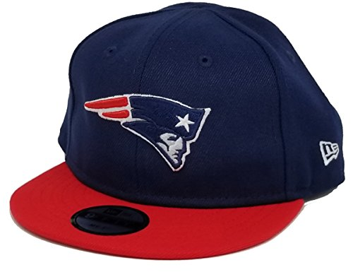 Authentic My 1st Toddler NFL New England Patriots Team Color Snapback - Adjustable -