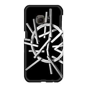 Protective Hard Phone Covers For Samsung Galaxy S6 With Provide Private Custom Stylish Depeche Mode Band Image InesWeldon