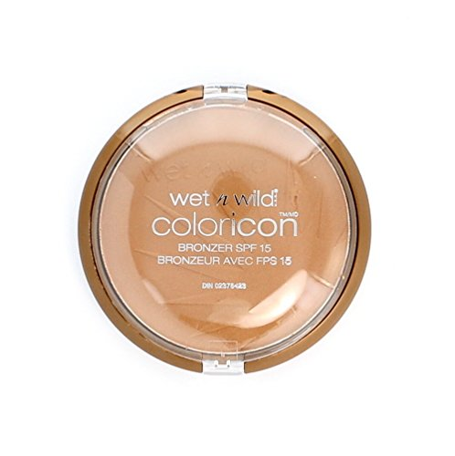 (6 Pack) WET N WILD Color Icon Bronzer SPF 15 - Ticket to Brazil by Wet 'n Wild
