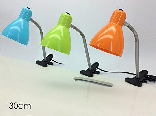 Lampade Scrivania Ufficio : Lampada scrivania multicolor con pinza cm studio ragazzi