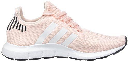 Swift de Rosa 0 Run Gimnasia Pink Core Mujer Zapatillas Black W White para Footwear Ice Adidas FWRZndq8F