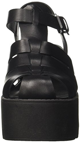 Femmes Plate Windsor Noires Des Sandales Smith Smith forme Moelleux Windsor wnPdI8xqf6