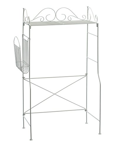 Miles Kimball Over the Tank Storage Stand by OakRidgeTM - Over Tank Magazine Rack