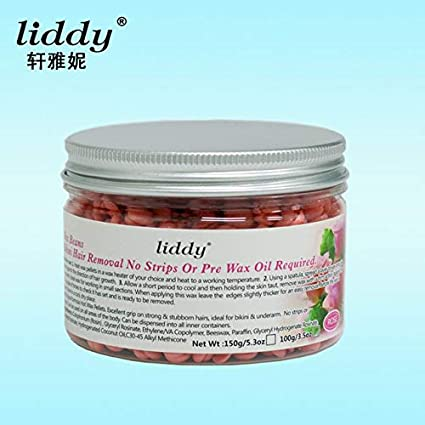 Shoppy Shop 150g/pack Hot Film Hard Wax Bean Hair Removal