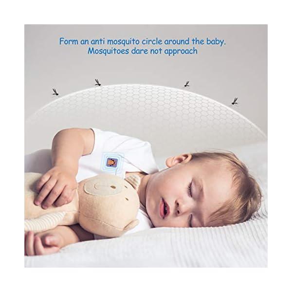 SUPVOX Repellente per zanzaCre,Anti zanzare Patches cerotti autoadesivi naturale repellente per bambini - 36pz 3 spesavip