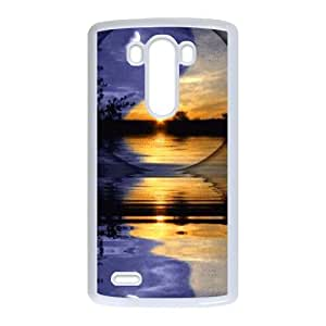 Funny yinyang day and night Custom Case Cover for LG G3