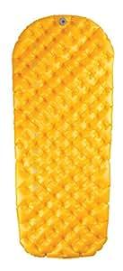 Sea to Summit Ultralight Mat - X-Small - Lightweight Camping & Backpacking Sleeping Mat, Yellow
