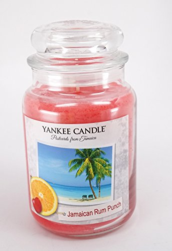 Yankee Candle Jamaican Rum Punch Large 22 oz Jar Candle