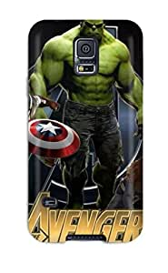 QHM8XS21UFE7RPBH Fashion Protective The Avengers 82 Case Cover For Galaxy S5