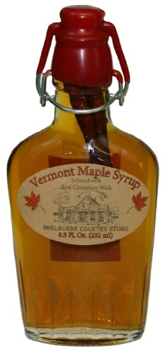 Infused Vermont Maple Syrup (Cinnamon)