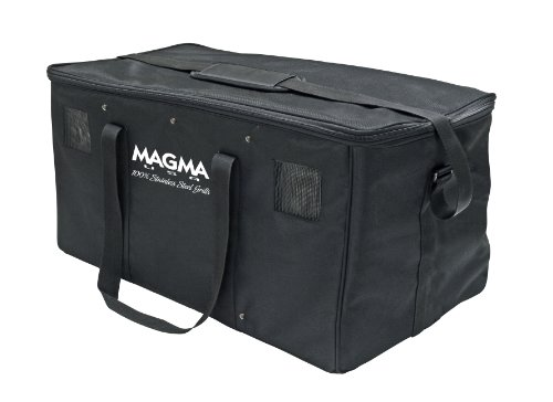 Magma Products Grill and Accessory Storage/Carrying Case (Black, 12-Inch X 18-Inch) ()