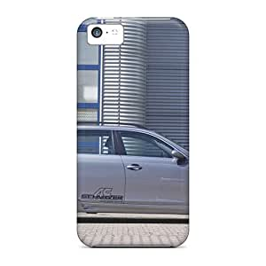Excellent Design Silver Ac Schnitzer Bmw Acs5 Touring Side View Cases Covers For Iphone 5c