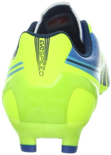Poseidon Blue 4 2 Women's Evospeed Soccer FG PUMA Yellow xUqvZ1Onw
