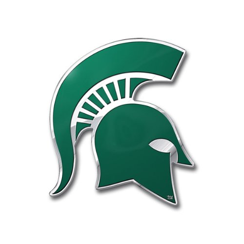 NCAA Michigan State Spartans Die Cut Color Automobile - Outlet In Mall Minnesota