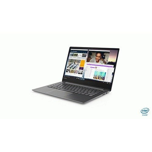 Lenovo Ideapad 530s 14″ Traditional Laptop, Onyx Black, 81EU000HUS