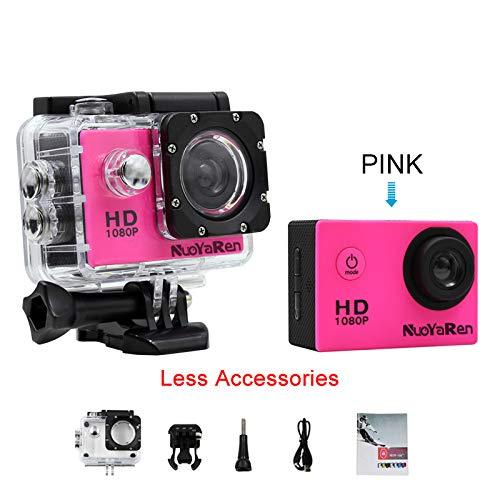 Best Pink Waterproof Camera - 6