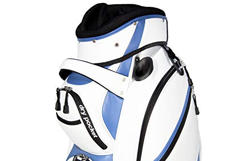 Hippo Golf Cart Bag Waterproof Material And Dry Pocket W/B