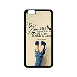 RELAY High-heeled ShoesCell Phone Case for Iphone 6