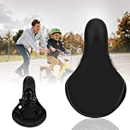 Bike, Shock Reduction Thicken Soft Bicycle Saddle, Children for Refit Children Bike Supply Cycling Part Bicycl