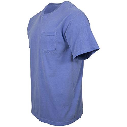 Comfort Colors Men's Adult Short Sleeve Pocket Tee, Style 6030