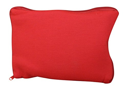 Gift Craft Giftcraft 4-delige Reisset (rood)