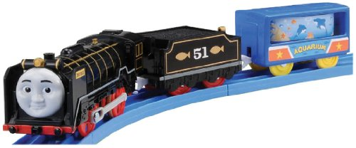 Plarail - Thomas & Friends: Hiro and Aquarium Car Set (Model Train)