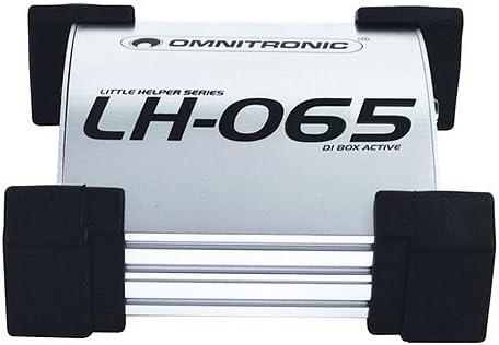 LH-065 caja de inyección directa activa: Amazon.es: Instrumentos ...