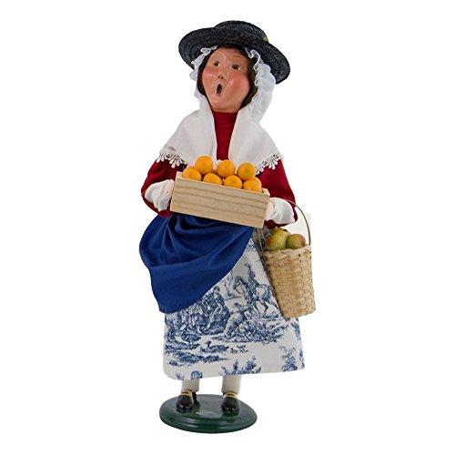Byers' Choice Ltd. Woman Fruit Vendor #4321D