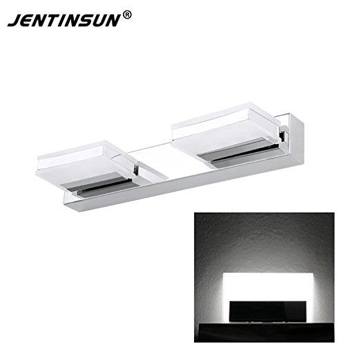Jentinsun Bathroom Vanity Lights Fixtures 6W 2-Lights LED...