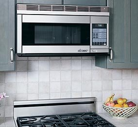 "Dacor PCOR30B: Discovery 30"" Over the Range Convection Micro"