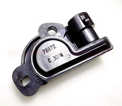 8M0125617 Outboard Throttle Position Sensor for 30hp 40hp 50hp 60hp 03-14 Mercury Mercruiser Marine TPS SWITCH