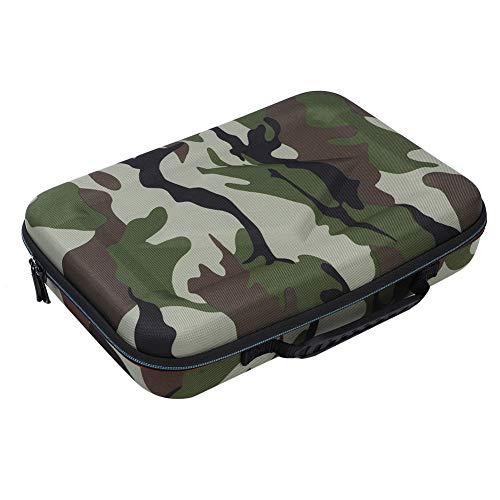 (Professional EVA Waterproof Carry Case Organizer Bag Scratch Proof Anti Shock for Hyperice Hypervolt)