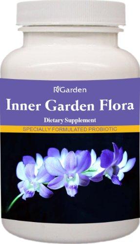 R-Garden Inner Garden Flora, 250 caps.